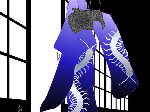 羨望  -A look of envy-