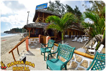 Hanga Roa Hostal * A quiet place in the Surf Point *