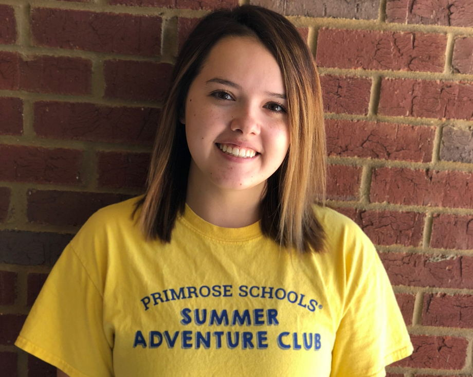 Samantha Jimenez , Pre-K/Explorers Teacher Assistant