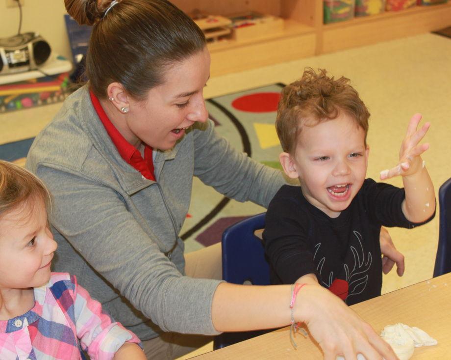 Ms. Bridget Smith , Preschool Pathways Teacher