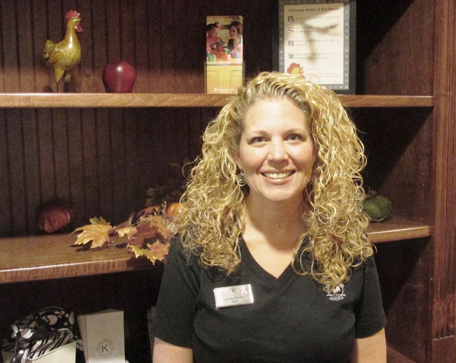 Jennifer Fredrick , Assistant School Director