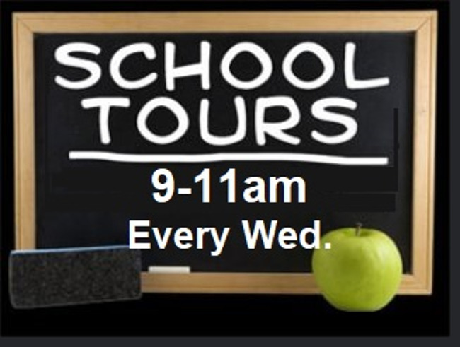 open tours