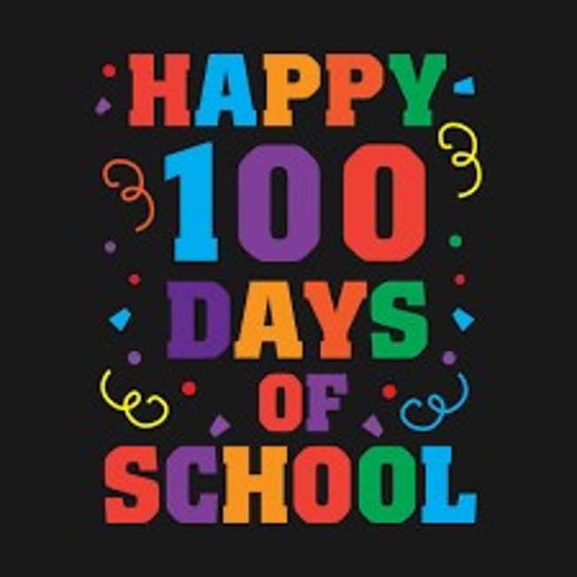 Happy 100 Days of School