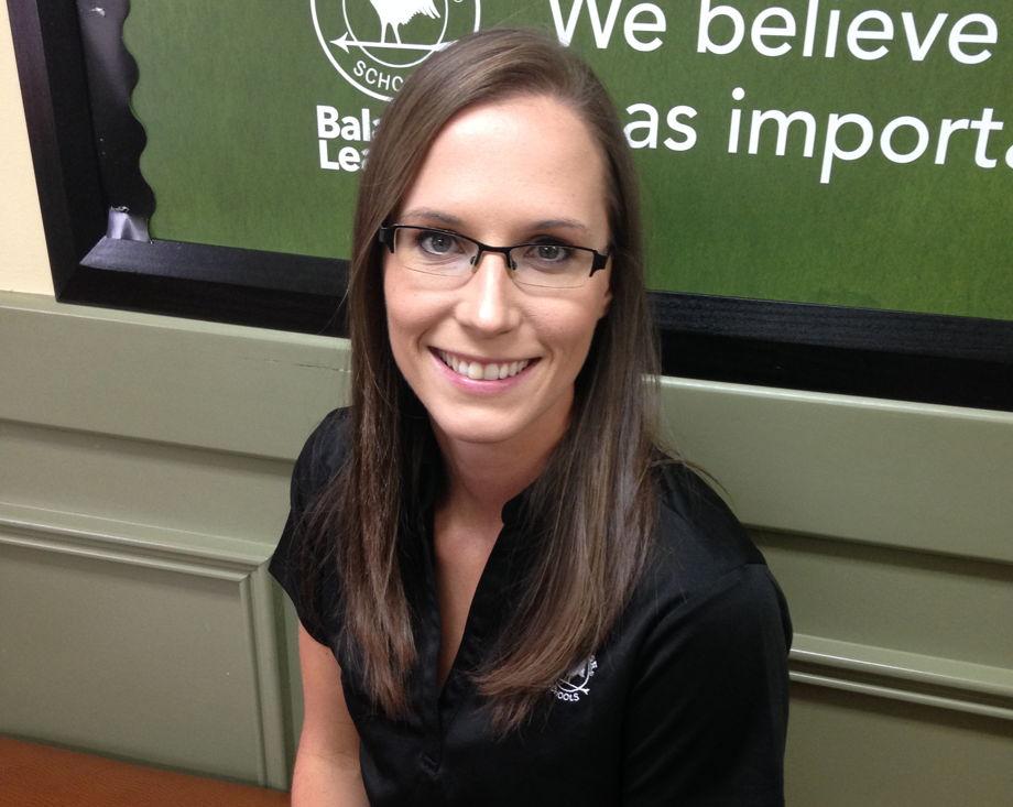 Alicyn McCalley, Education Coordinator