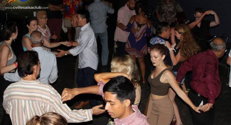 Salsa Sundays with the Cville Salsa Club