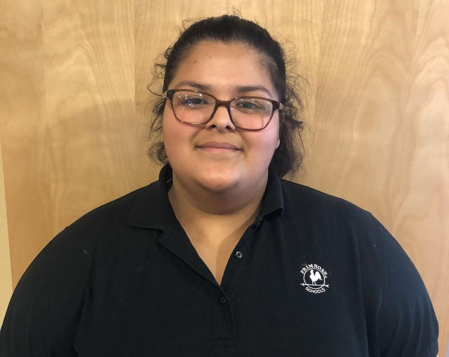 Erica Pina , Lead Teacher- Infant 2