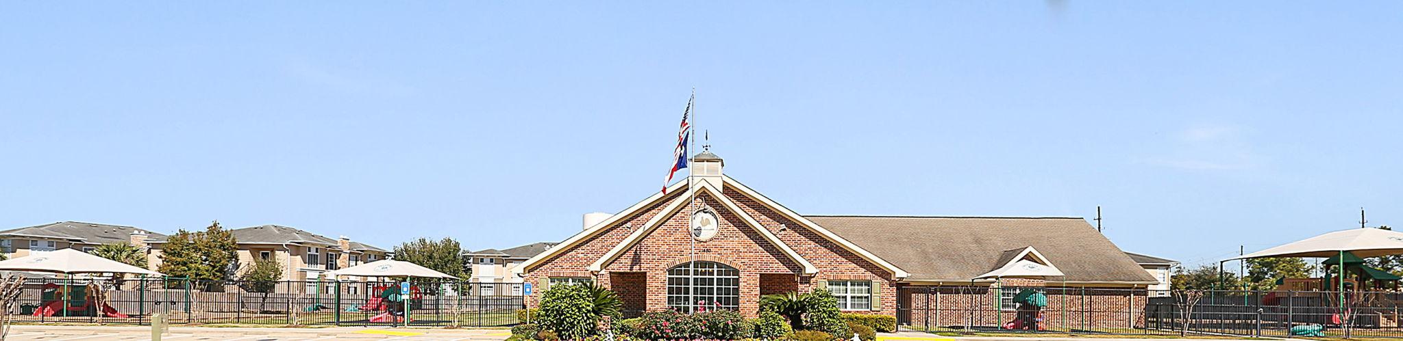Exterior of a Primrose School of North Mason Creek
