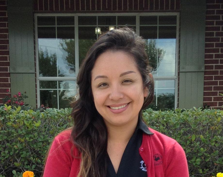 Ms. Monica Moreno, Older Infant Teacher