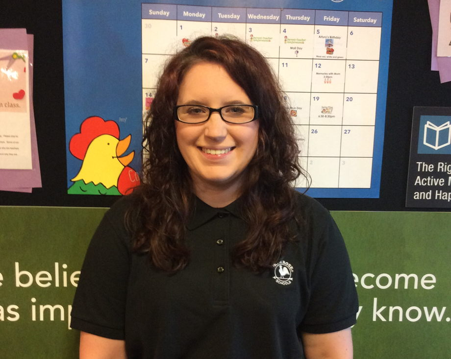 Ms. Megan Ackley, Support Teacher