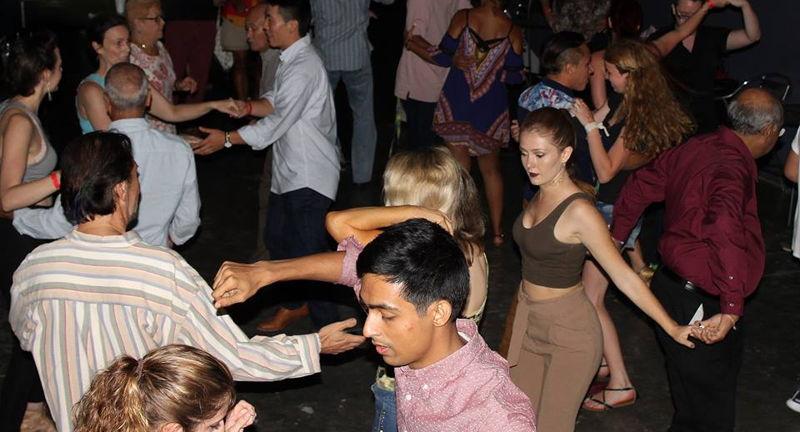 Sunday Salsa with The Cville Salsa Club