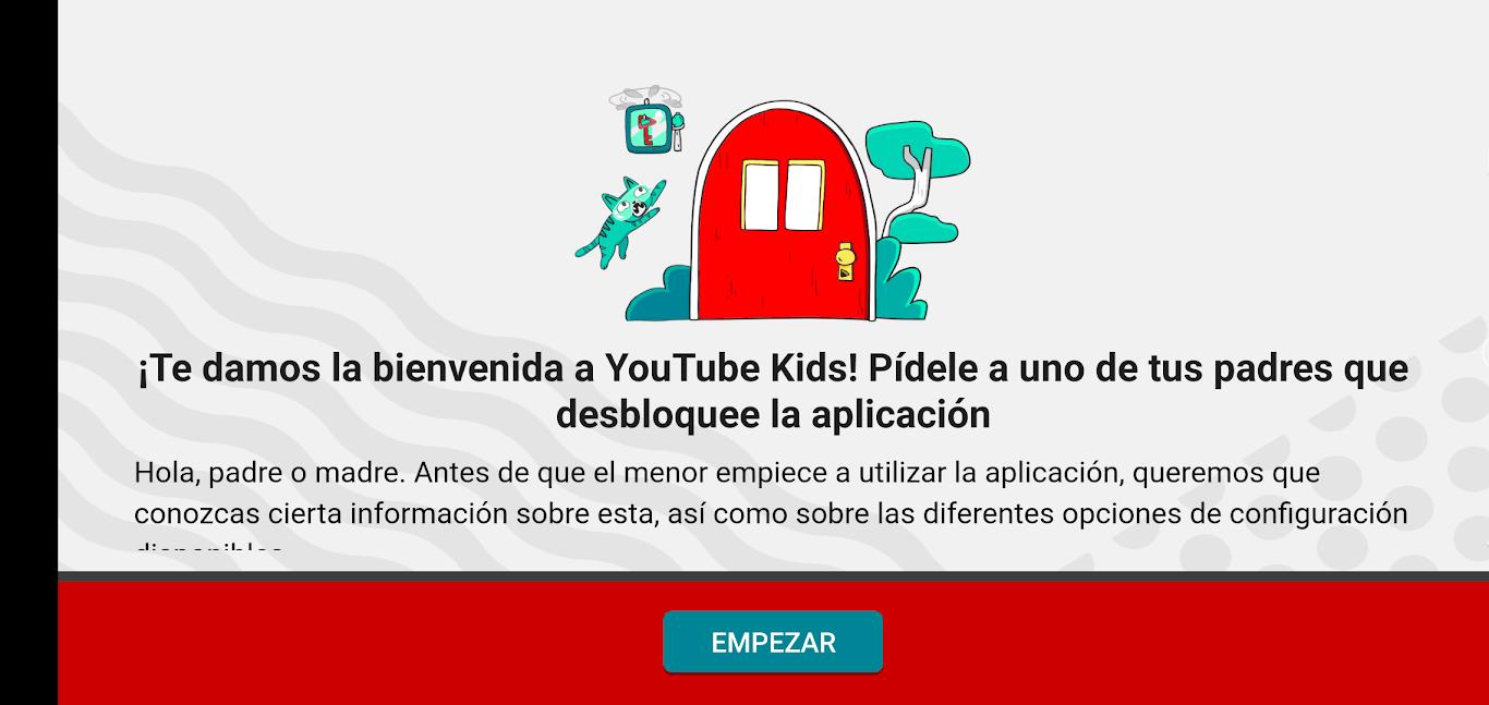 navegador infantil