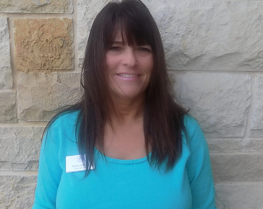 Ms. Tammy Spencer , Office Manager  25 years in Early Childhood Education