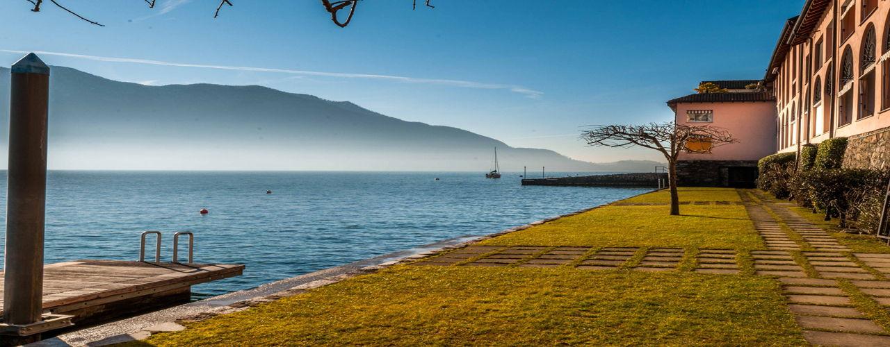 Terreno edificabile vista lago