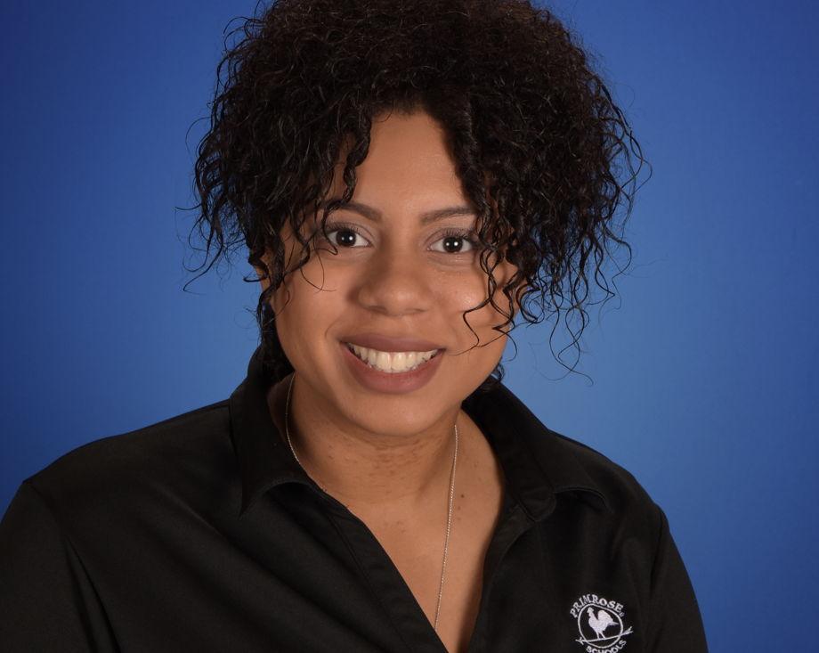 Ms. Segura, Teacher