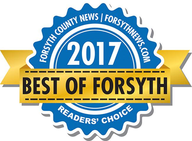 Best of Forsyth 2017 logo