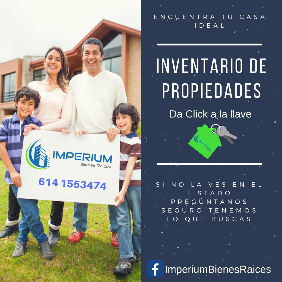 venta de casas en Chihuahua