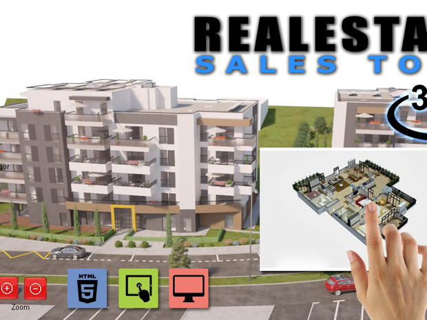 Real Estate Architecture and Virtual Reality Tour by Yantram Studio - Boston