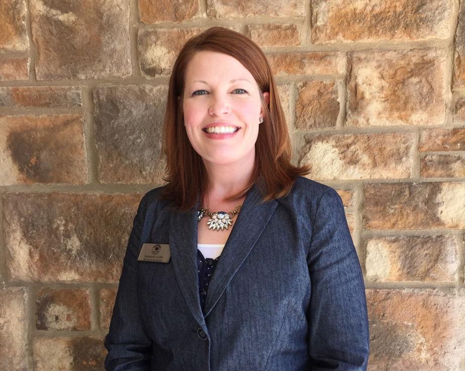 Rebekah Griffin, Director of Enrollment