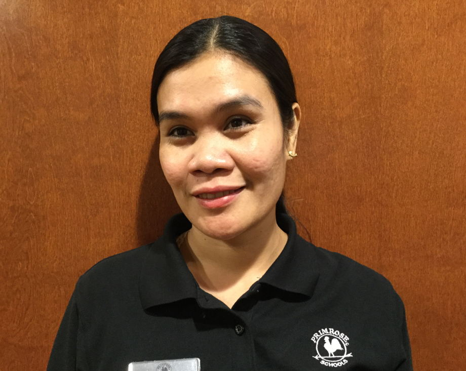 Ms. Emilia , Early Preschool Support Teacher