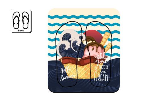 Sweet Ice Cream Sandals