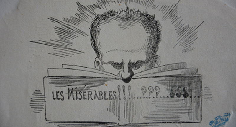 Les Misérables Just for Laughs Exhibit at UVA