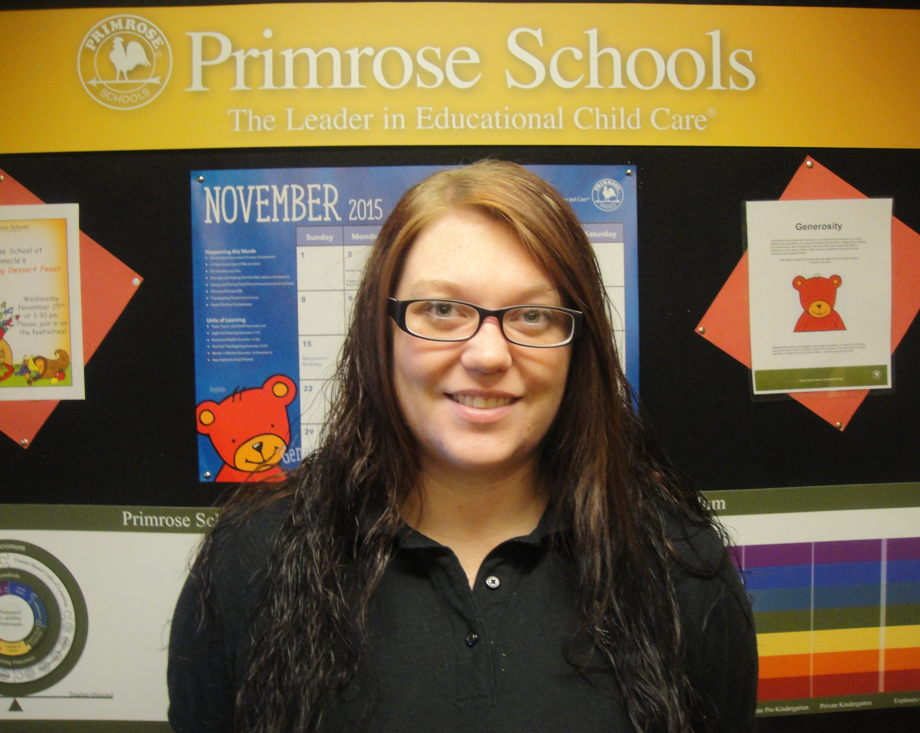 Ms. Lauren Martin , Infant Teacher