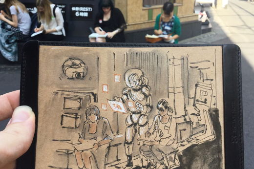Shibuya Sketchers: Now and Future!