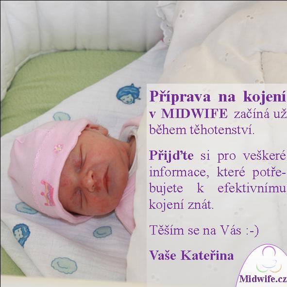 Předporodní kurzy Praha, příprava na kojení