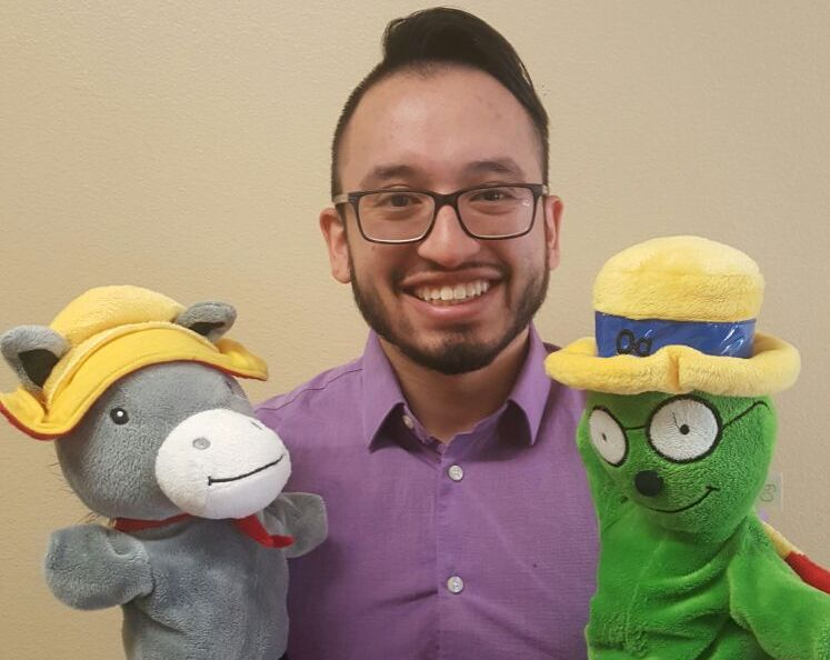 Christian Rey-Uribe, Office Manager