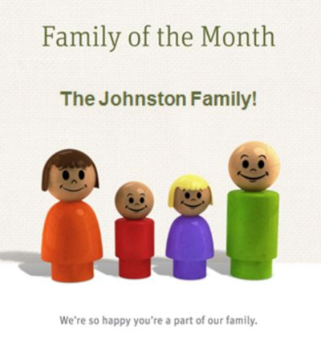 Johnston Family
