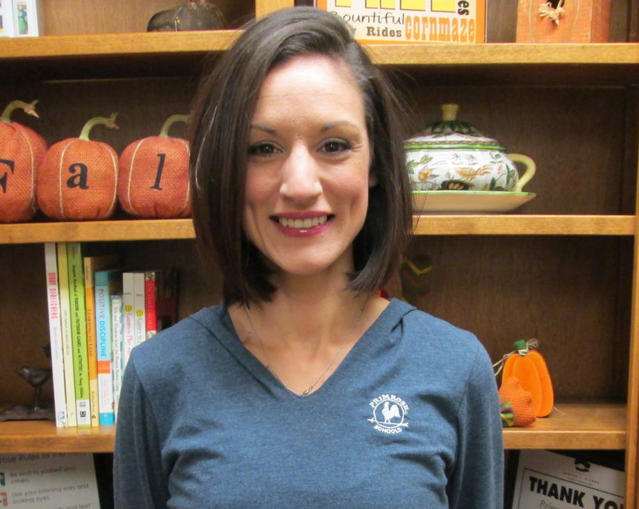 Ms. Jasmine Stark , Infant Teacher