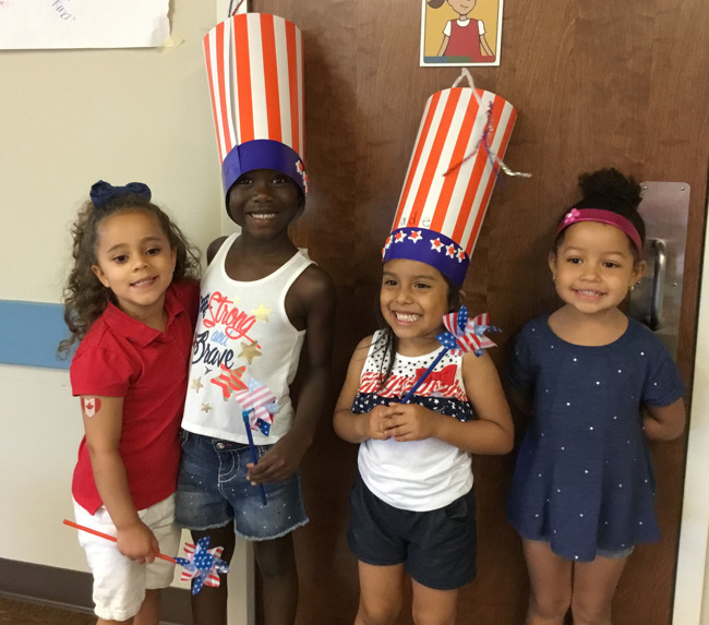 Red, White and Blue Celebration 2018