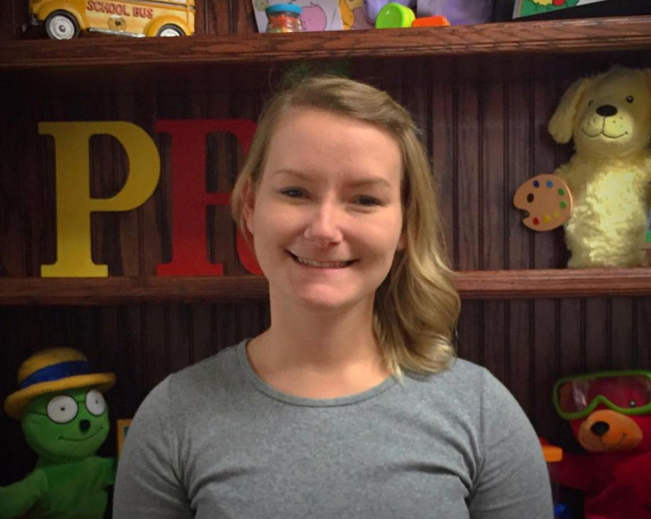 Nicole Lawrence , Young Infant Teacher