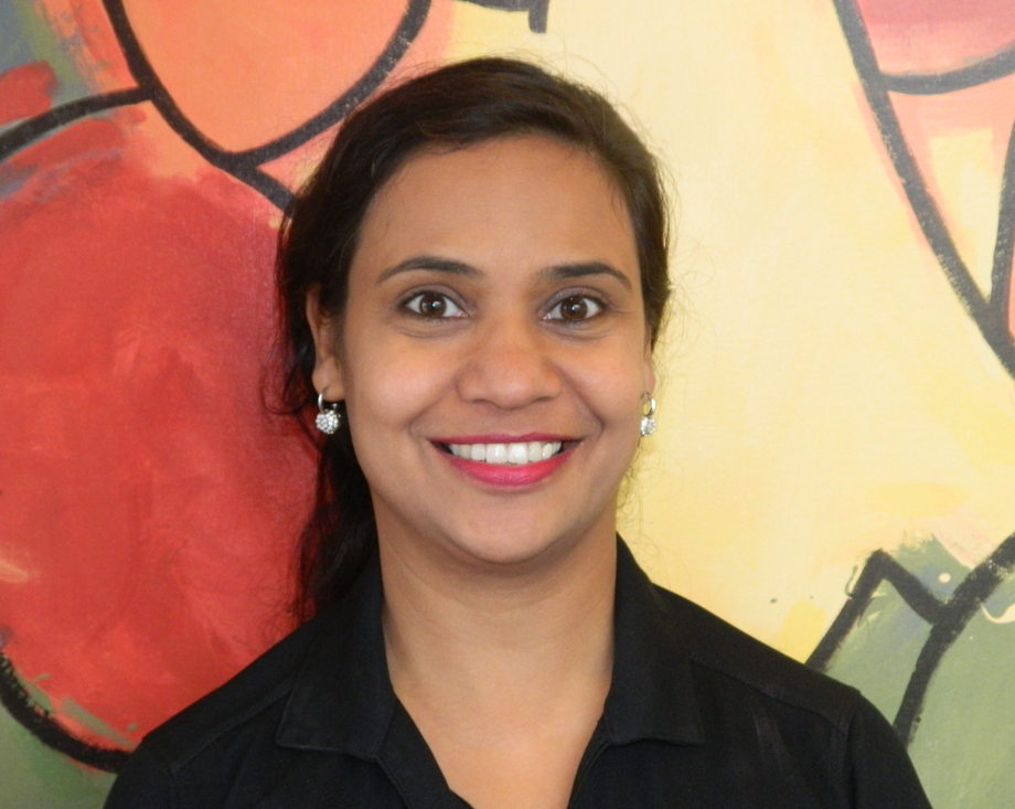 Poonam Kapoor , Assistant  Preschool 1 Teacher