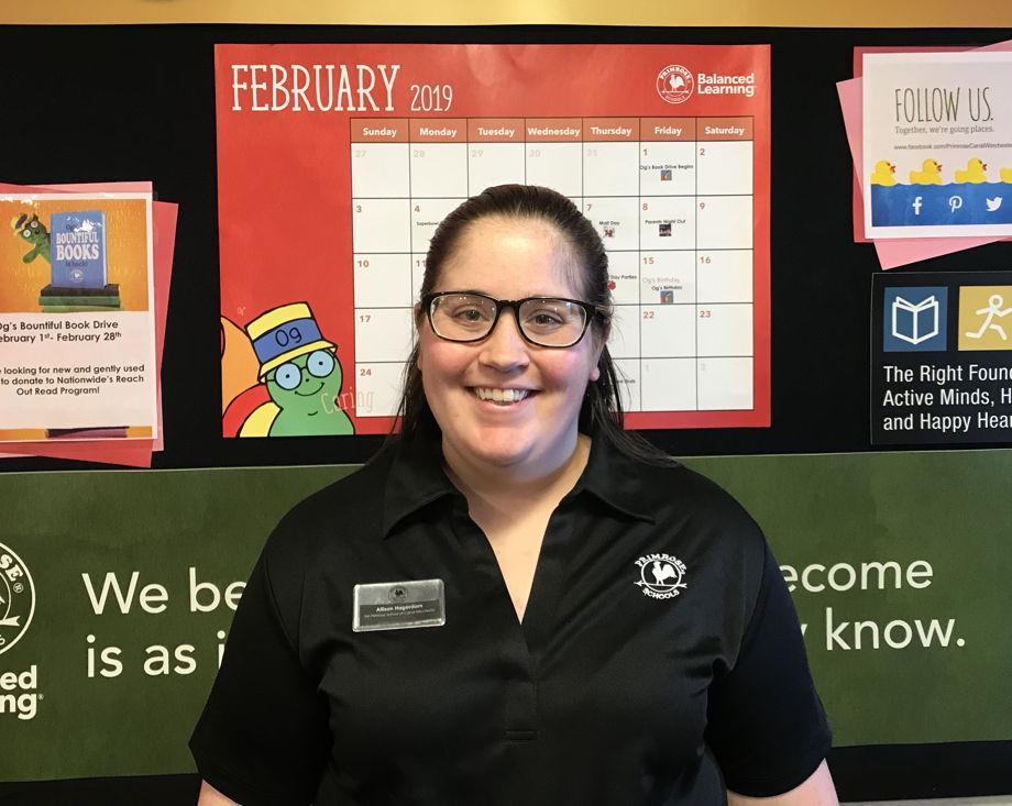 Mrs. Allison Hagerdorn , Early Preschool Teacher