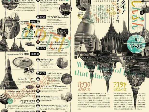 旅のしおり(タイ)