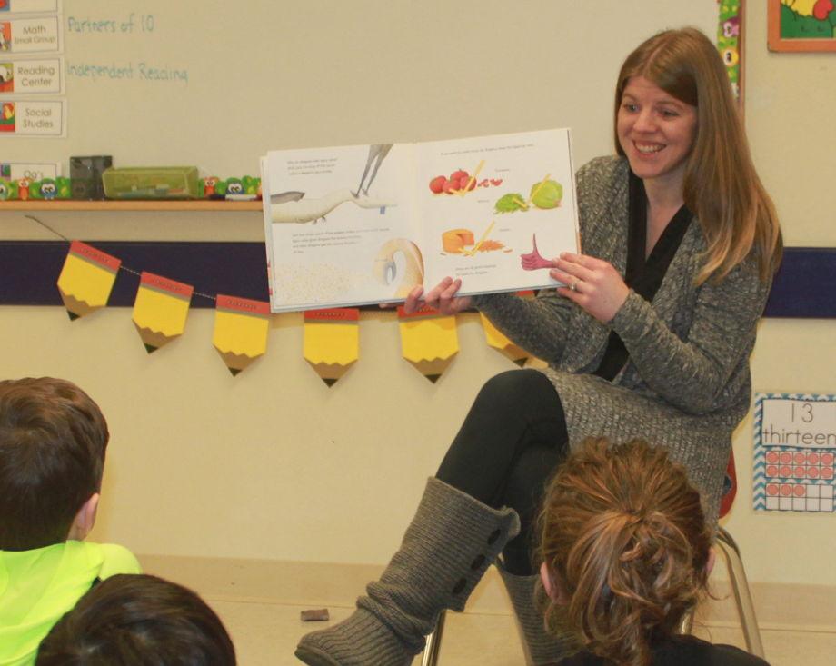 Ms. Jillian Esber , Explorer Teacher