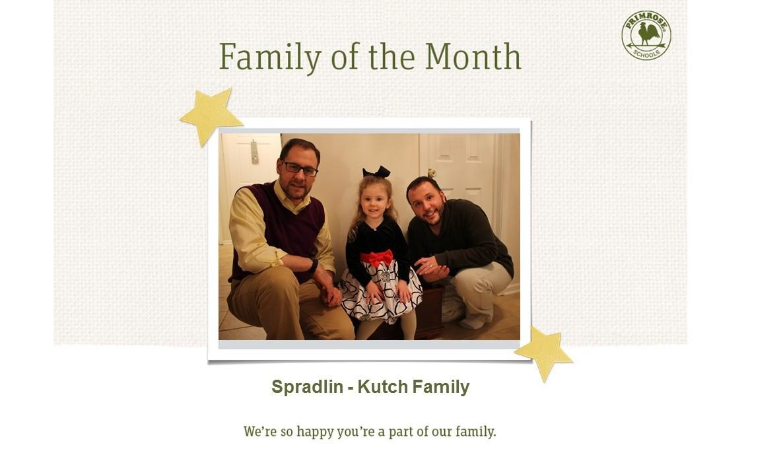Spradlin-Kutch Family