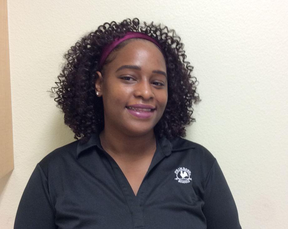 Ms. Donaldson , Afternoon Support Teacher