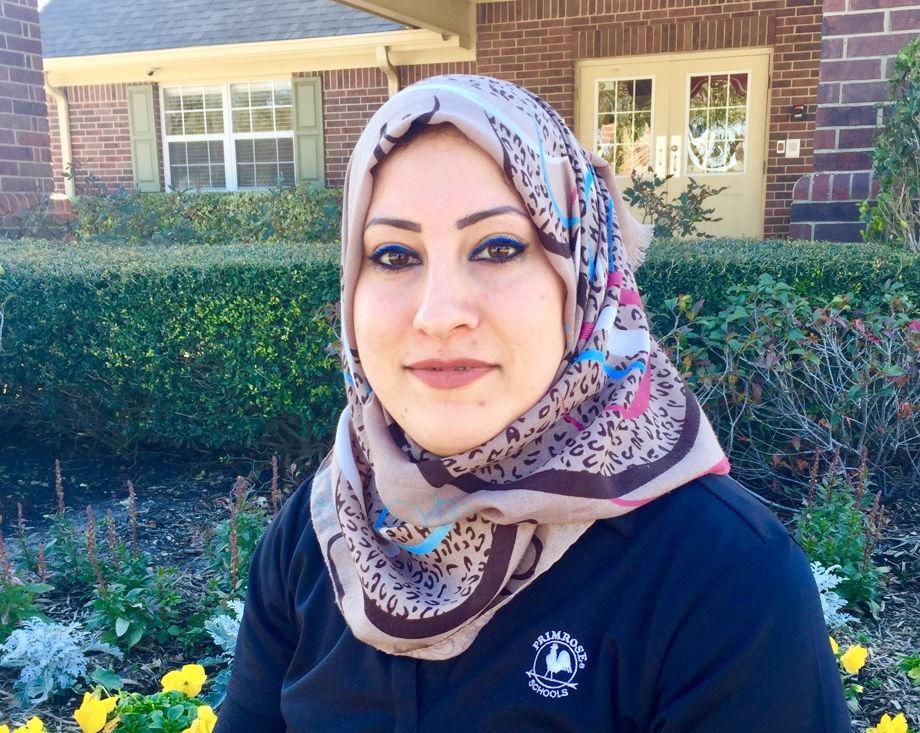 Mrs. Zainab Aljaafary , Toddler I Teacher
