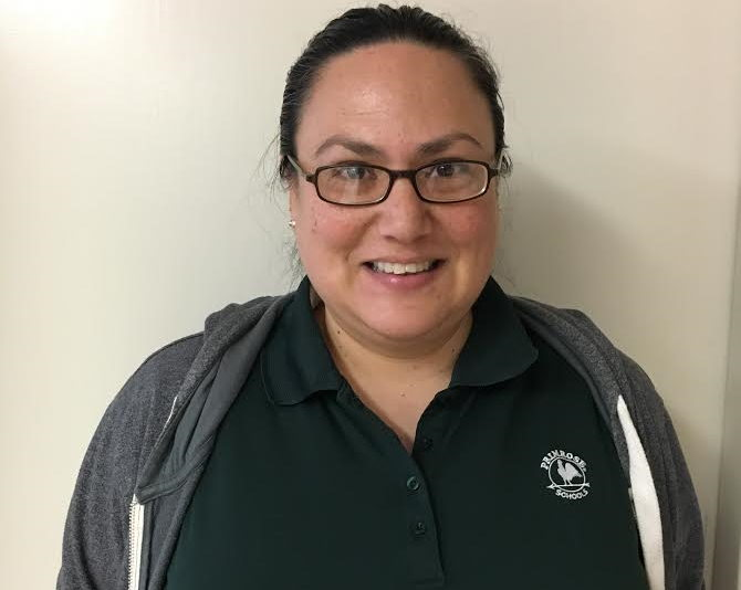 Gloria Marquez, Infant Teacher