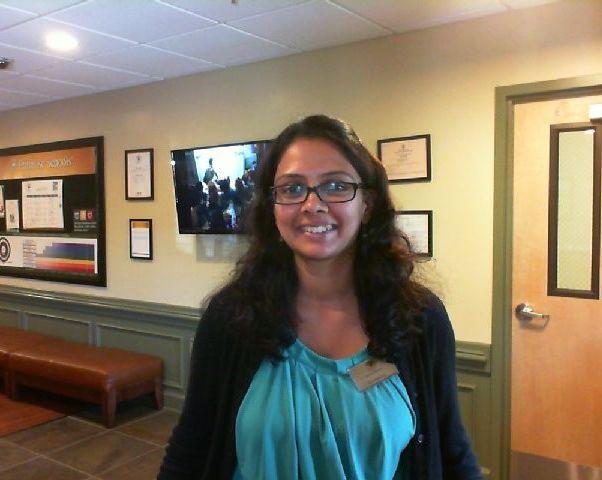 Deepa Menon, Office Manager