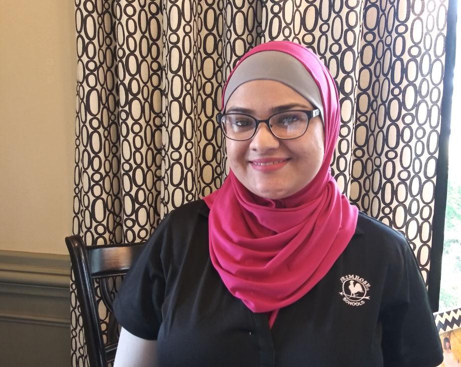 Salam Al-Majali , Young Toddler Teacher