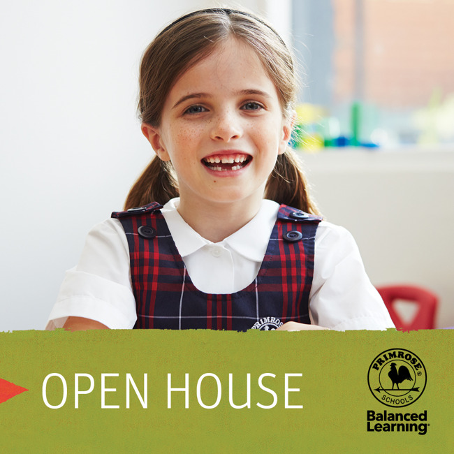 join for our preschool and pre-k open house
