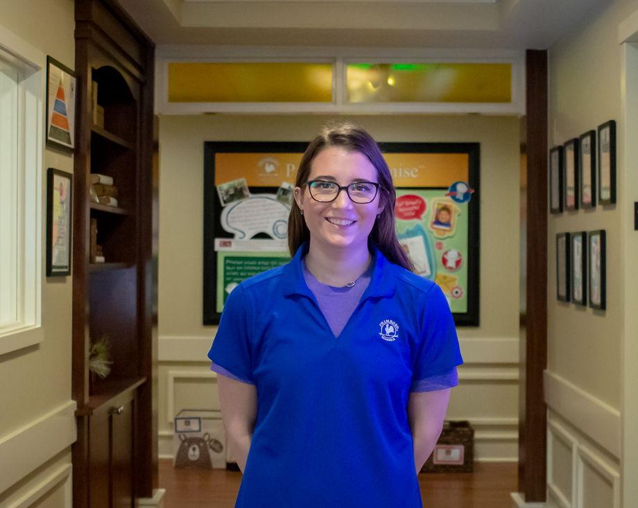 Tara Bergthold , Toddler Teacher