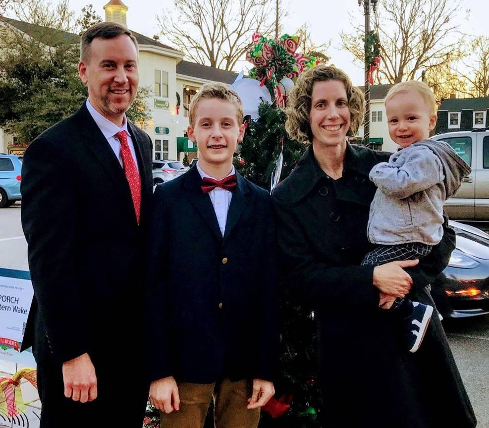 The Harward Family