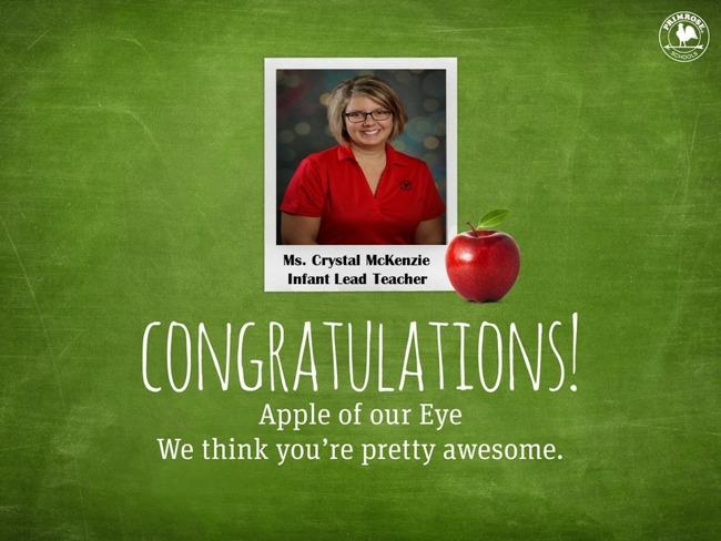 November Apple of Our Eye