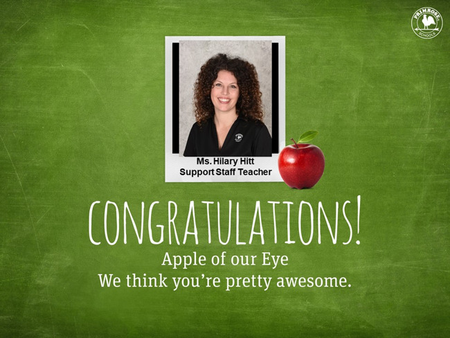 H. Hitt Apple of Our Eye