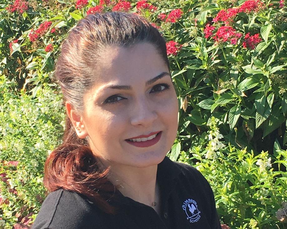 "Ms. Fatemeh ""Mary"" Maali , Toddler II Teacher"