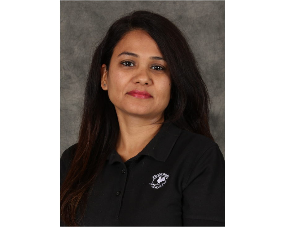 Mrs. Priyanka Adhikari , Preschool Pathways Teacher